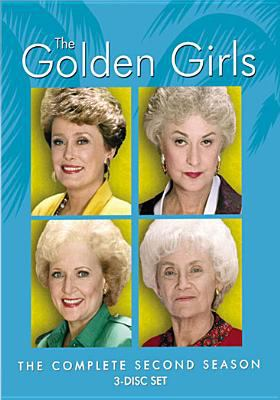 The golden girls. The complete second season