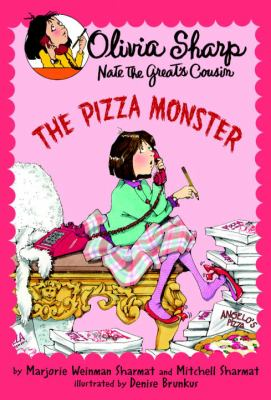 Olivia Sharp : the pizza monster