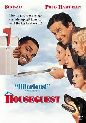 Houseguest [videorecording] / Hollywood Pictures presents in association with Caravan Pictures ; a Randall Miller film.
