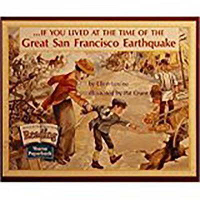 If you lived at the time of the great San Francisco earthquake