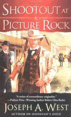 Shootout at Picture Rock