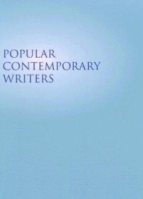 Popular contemporary writers / editor, Michael D. Sharp.
