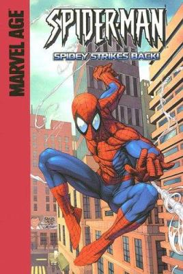 Spider-Man in Spidey strikes back!