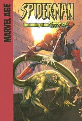 Spider-Man in The coming of the scorpion!