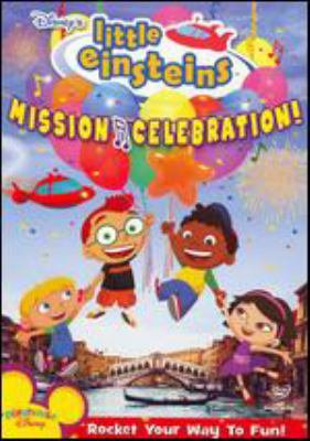 Mission celebration! Rocket your way to fun!