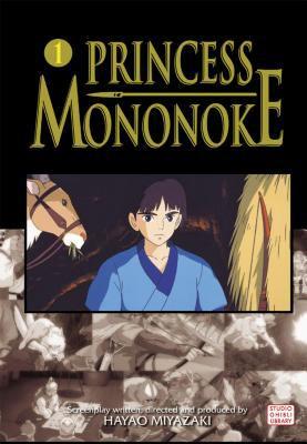 Princess Mononoke. 1