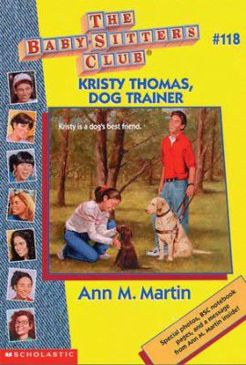 Kristy Thomas, dog trainer