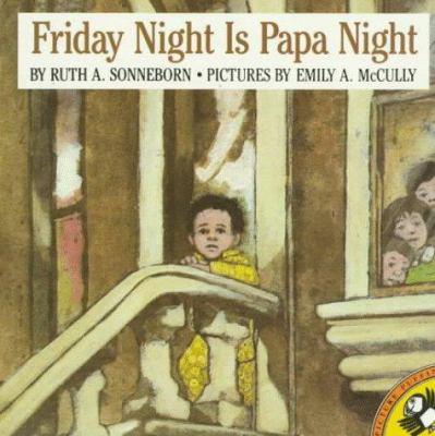 Friday night is papa night.
