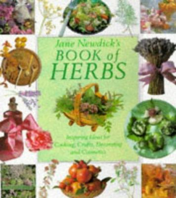 Jane Newdick's book of herbs.