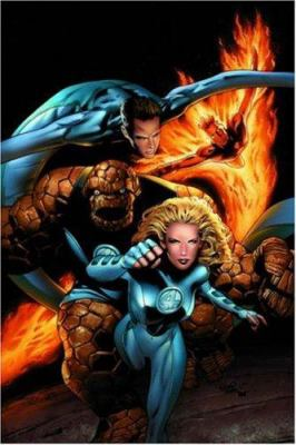 Ultimate Fantastic Four. Vol. 5, Crossover