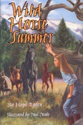 Wild horse summer