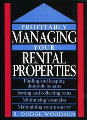 Profitably managing your rental properties