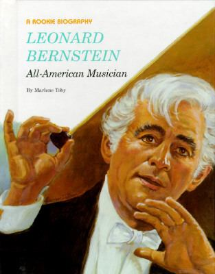 Leonard Bernstein : all-American musician
