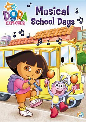 Dora the explorer. Musical school days