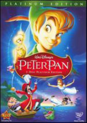 Peter Pan / Walt Disney Pictures ; RKO Radio Pictures ; [presented by] Walt Disney ; directors, Hamilton Luske, Clyde Geronimo, Wilfred Jackson.