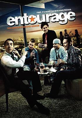 Entourage. The complete second season