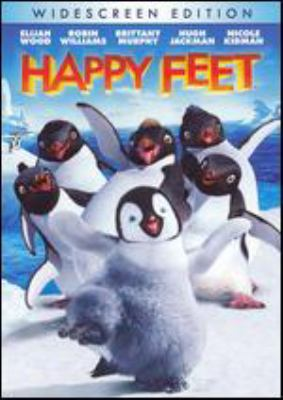 Happy feet [videorecording] / Warner Bros. Pictures presents ; in association with Village Roadshow Pictures ; a Kennedy Miller production ; in association with Animal Logic Film ; a George Miller film ; produced by Bill Miller, George Miller, Doug Mitchell ; written by Warren Coleman, John Collee, George Miller, Judy Morris ; directed by George Miller.