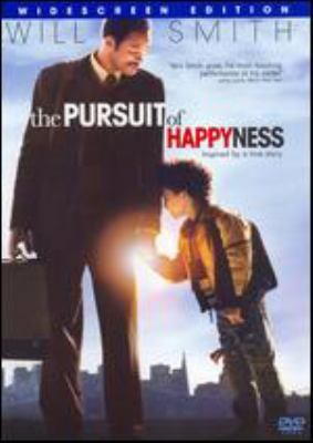 The pursuit of happyness  / Columbia Pictures presents, in association with Relativity Media, an Overbrook Entertainment production ; an Escape Artists production ; a film by Gabriele Muccino ; produced by Todd Black, Jason Blumenthal, Steve Tisch, James Lassiter, Will Smith ; written by Steven Conrad ; directed by Gabriele Muccino.