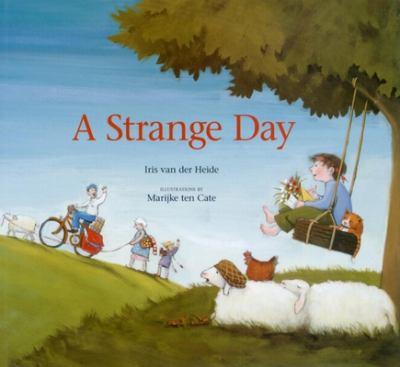 A strange day