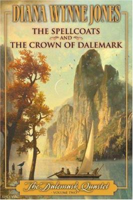 The spellcoats and the Crown of Dalemark