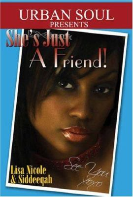 She's just a friend