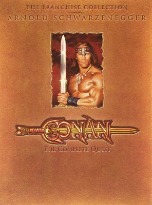 Conan the complete quest.