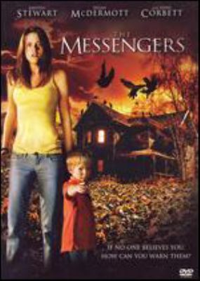 The messengers / Screen Gems and Ghost House Pictures and Columbia Pictures present a Blue Star Pictures production ; a Pang Brothers film ; produced by Sam Raimi, William Sherak, Jason Shuman, Robert G. Tapert ; screenplay by Mark Wheaton ; directed by Oxide Pang, Danny Pang.