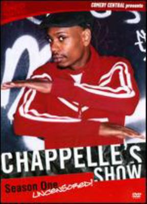 chappelle s show season one uncensored pines chappelle s show season one