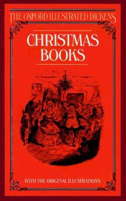 Christmas books / by Charles Dickens ; with sixty-five illustrations by Landseer, Maclise, Leech, Tenniel, Stanfield, & c. ; and an introduction by Eleanor Farjeon.