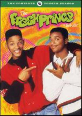 The fresh prince of Bel-Air. The complete fourth season