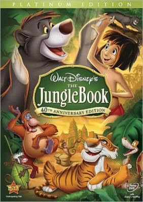 The jungle book / distributed by Buena Vista Distribution Co., Inc. ; [presented by] Walt Disney ; Walt Disney Pictures ; story, Larry Clemmons, Ralph Wright, Ken Anderson, Vance Gerry ; directing animators, Milt Kahl, Ollie Johnston, Frank Thomas, John Lounsbery ; directed by Wolfgang Reitherman.