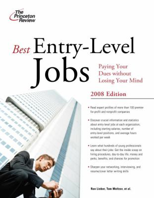 Best entry-level jobs