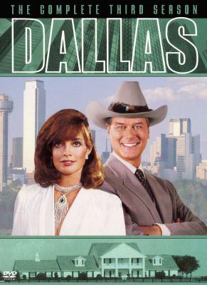 Dallas. The complete third season