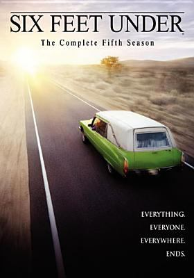 Six feet under. The complete fifth season