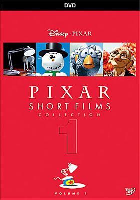 Pixar short films collection. Volume 1