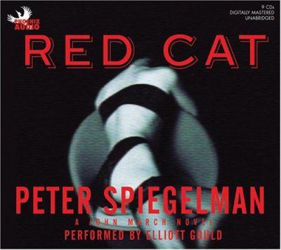 Red cat [sound recording] / Peter Spiegelman.