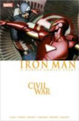 Iron man : a Marvel Comics event / Gage, Haun, Knaut, Zircher, Bendis, Maleev.