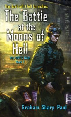 The battle at the moons of hell