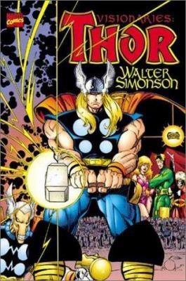 Thor visionaries. Walter Simonson