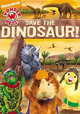 Wonder pets! Save the dinosaur!