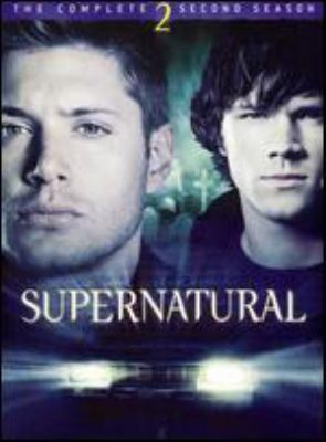 Supernatural. The complete second season
