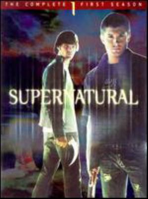 Supernatural. The complete first season