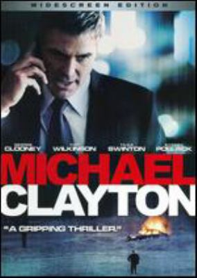 Michael Clayton / Warner Bros. Pictures presents in association with Samuels Media and Castle Rock Entertainment ; a Mirage Enterprises/Section Eight production ; produced by Sydney Pollack, Steven Samuels, Jennifer Fox, Kerry Orent ; written and directed by Tony Gilroy.