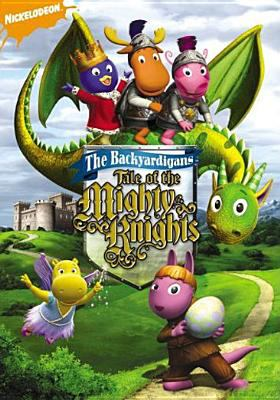The backyardigans. Tale of the mighty knights