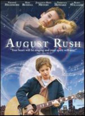 August Rush / Warner Bros. Pictures presents ; a Southpaw Entertainment production in association with CJ Entertainment ; produced by Richard Barton Lewis ; screenplay by Nick Castle and James V. Hart ; directed by Kirsten Sheridan.