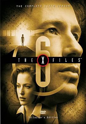 The X files. The complete sixth season