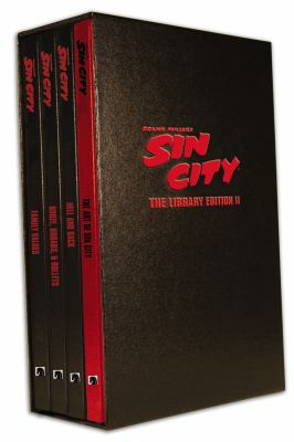 Sin City : The Frank Miller library. Set II