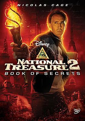 National treasure 2 : Book of secrets / Walt Disney Pictures and Jerry Bruckheimer Films present a Junction Entertainment production in association with Saturn Films, a Jon Turteltaub film ; produced by Jerry Bruckheimer, Jon Turteltaub ; story by Gregory Poirier [and others] ; screenplay by the Wibberleys ; directed by Jon Turteltaub.
