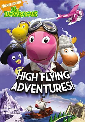 The backyardigans. High flying adventures!