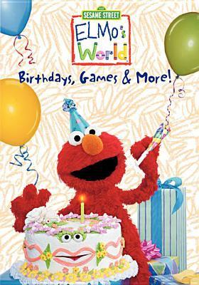 Elmo's world. Birthdays, games & more!